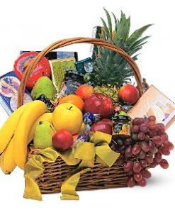 Fruit & Snack Baskets